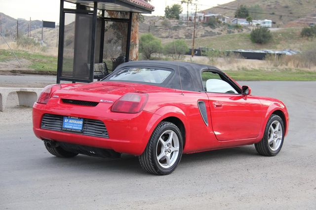 2001 Toyota MR2 Spyder Santa Clarita, CA 6