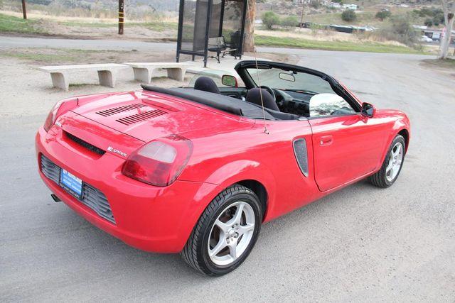 2001 Toyota MR2 Spyder Santa Clarita, CA 15