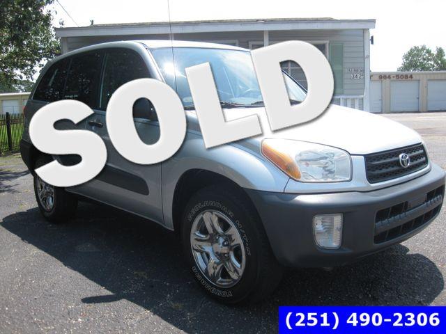 2001 Toyota RAV4  | LOXLEY, AL | Downey Wallace Auto Sales in LOXLEY AL