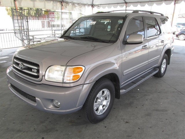 2001 Toyota Sequoia Limited This particular Vehicle comes with 3rd Row Seat Please call or e-mail