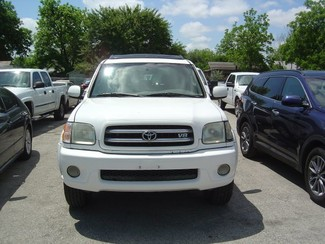 2001 Toyota Sequoia Limited San Antonio, Texas 1