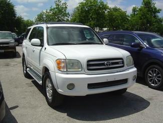 2001 Toyota Sequoia Limited San Antonio, Texas 2