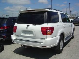 2001 Toyota Sequoia Limited San Antonio, Texas 3