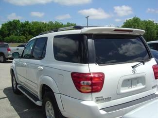 2001 Toyota Sequoia Limited San Antonio, Texas 4