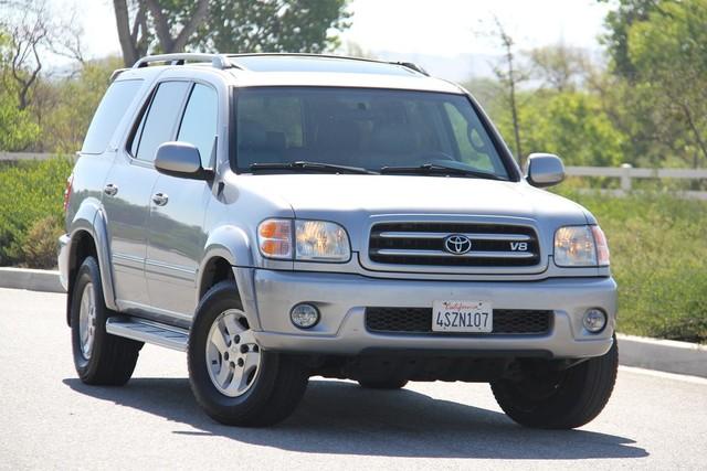 2001 Toyota Sequoia Limited Santa Clarita, CA 3
