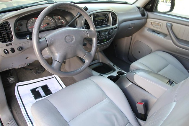 2001 Toyota Sequoia Limited Santa Clarita, CA 8