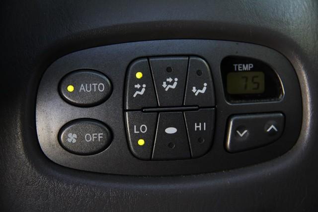 2001 Toyota Sequoia Limited Santa Clarita, CA 25