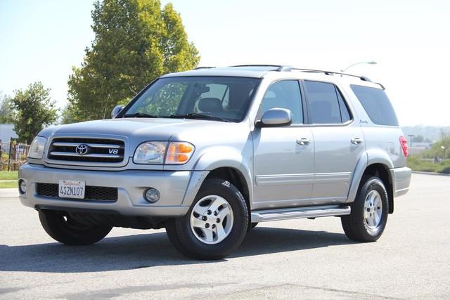 2001 Toyota Sequoia Limited Santa Clarita, CA 1