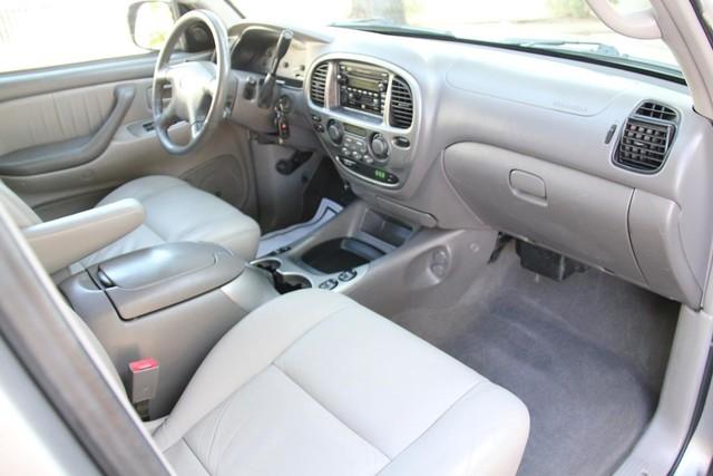 2001 Toyota Sequoia Limited Santa Clarita, CA 9