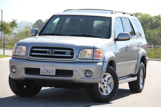 2001 Toyota Sequoia Limited Santa Clarita, CA 4