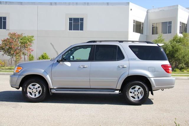2001 Toyota Sequoia Limited Santa Clarita, CA 11