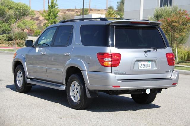 2001 Toyota Sequoia Limited Santa Clarita, CA 5