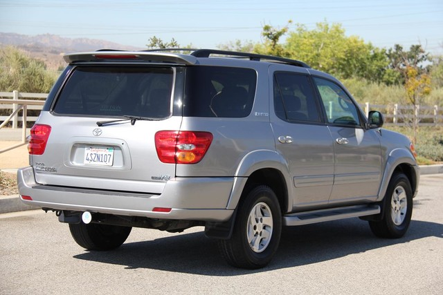 2001 Toyota Sequoia Limited Santa Clarita, CA 6