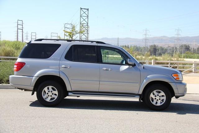 2001 Toyota Sequoia Limited Santa Clarita, CA 12