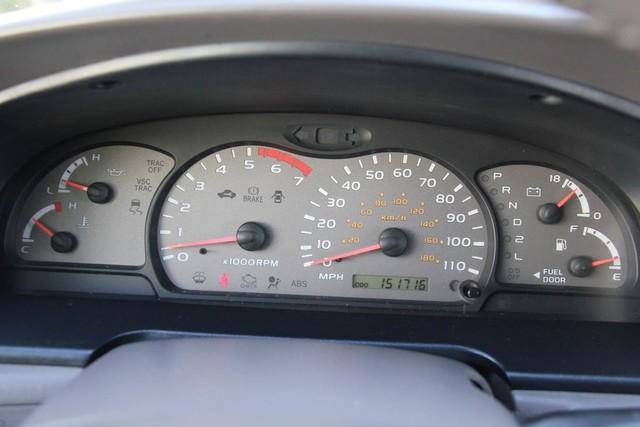 2001 Toyota Sequoia Limited Santa Clarita, CA 18
