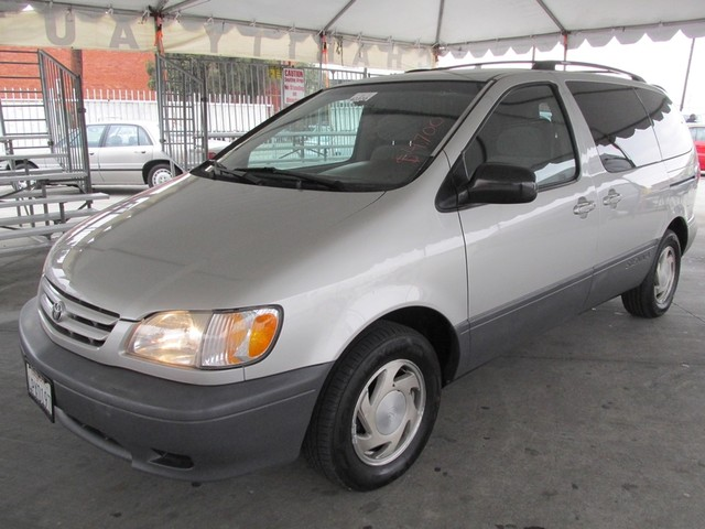 2001 Toyota Sienna LE Please call or e-mail to check availability All of our vehicles are availa