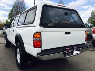 2001 Toyota Tacoma Double Cab V6 4WD LINDON, UT 4