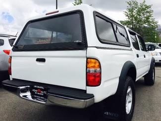 2001 Toyota Tacoma Double Cab V6 4WD LINDON, UT 9