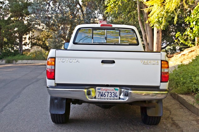 2001 Toyota TACOMA PRERUNNER 1-OWNER AUTOMATIC V6 SERVICE RECORDS NEW TIRES Woodland Hills, CA 31