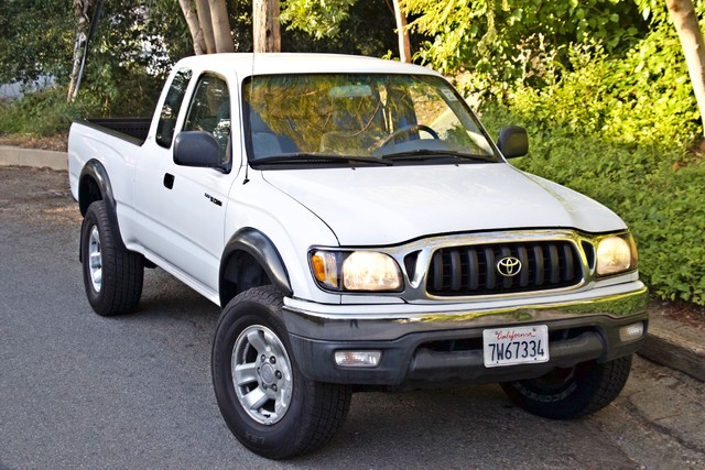 2001 Toyota TACOMA PRERUNNER 1-OWNER AUTOMATIC V6 SERVICE RECORDS NEW TIRES Woodland Hills, CA 5