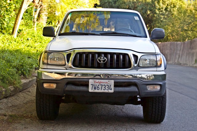 2001 Toyota TACOMA PRERUNNER 1-OWNER AUTOMATIC V6 SERVICE RECORDS NEW TIRES Woodland Hills, CA 26