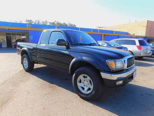2001 Toyota Tacoma Limited warranty included to assure your worry-free purchase AutoCheck report