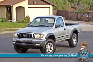 2001 Toyota TACOMA SR5 PRERUNNER 1-OWNER 4 NEW TIRES SERVICE RECORDS! Woodland Hills, CA