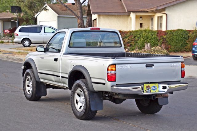 2001 Toyota TACOMA SR5 PRERUNNER 1-OWNER 4 NEW TIRES SERVICE RECORDS! Woodland Hills, CA 4