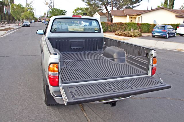 2001 Toyota TACOMA SR5 PRERUNNER 1-OWNER 4 NEW TIRES SERVICE RECORDS! Woodland Hills, CA 11