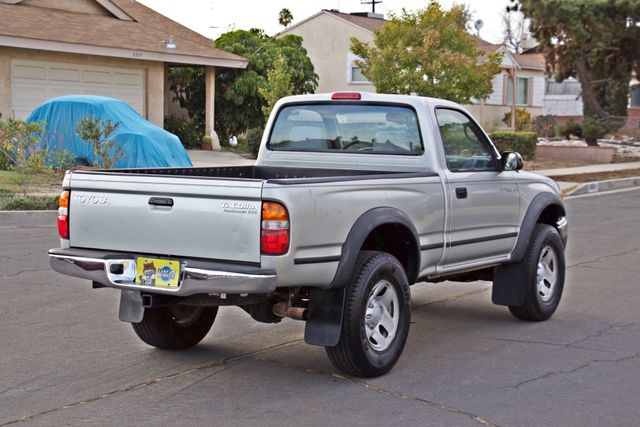 2001 Toyota TACOMA SR5 PRERUNNER 1-OWNER 4 NEW TIRES SERVICE RECORDS! Woodland Hills, CA 6