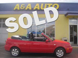 2001 Volkswagen Cabrio GLX Englewood, Colorado