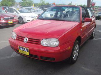 2001 Volkswagen Cabrio GLX Englewood, Colorado 1