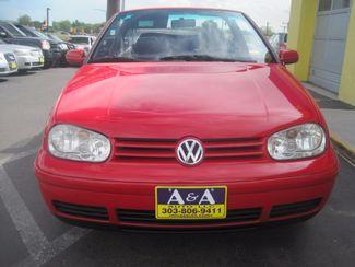 2001 Volkswagen Cabrio GLX Englewood, Colorado 2