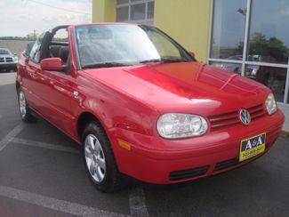 2001 Volkswagen Cabrio GLX Englewood, Colorado 3