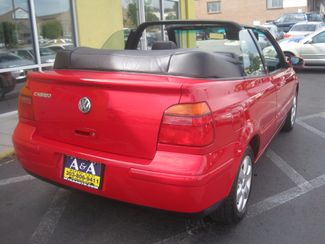 2001 Volkswagen Cabrio GLX Englewood, Colorado 4