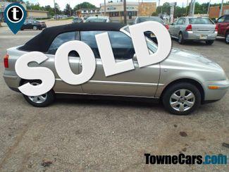 2001 Volkswagen Cabrio GLX | Medina, OH | Towne Auto Sales in Medina OH