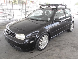 2001 Volkswagen GTI GLS Gardena, California