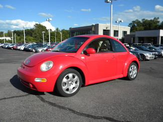 2001 Volkswagen New Beetle GLX in dalton, Georgia