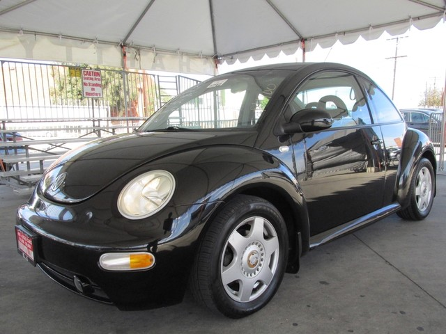 2001 Volkswagen New Beetle GLS Please call or e-mail to check availability All of our vehicles a