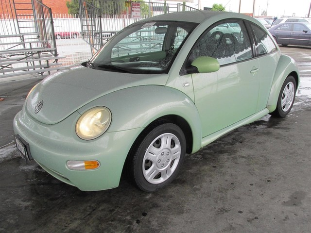 2001 Volkswagen New Beetle GL This particular Vehicles true mileage is unknown TMU Please call