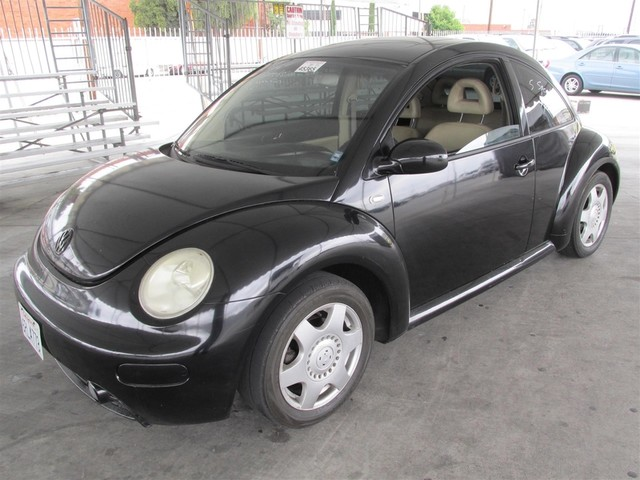 2001 Volkswagen New Beetle GLS Please call or e-mail to check availability All of our vehicles