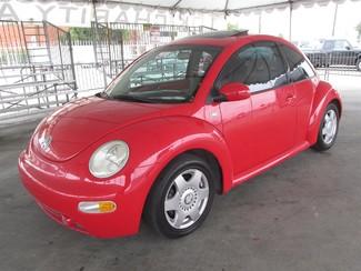 2001 Volkswagen New Beetle GLX Gardena, California
