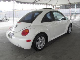 2001 Volkswagen New Beetle GLX Gardena, California 2
