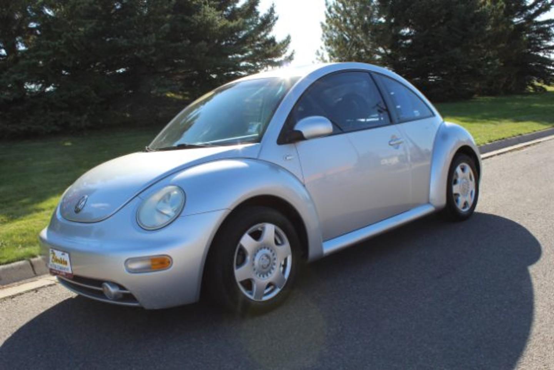 2001 Volkswagen New Beetle Glx City Mt Bleskin Motor Company