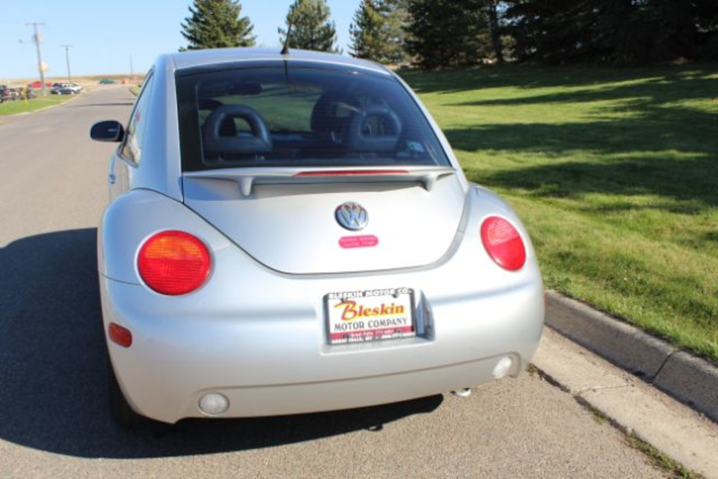 2001 volkswagen new beetle glx city mt bleskin motor company for City motor company great falls
