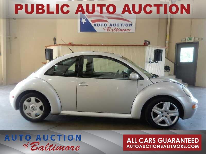 2001 Volkswagen New Beetle GLS in JOPPA MD