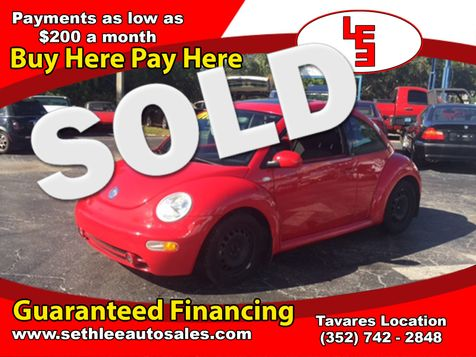 2001 Volkswagen New Beetle GLS in Tavares, FL