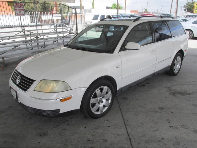 2001 Volkswagen New Passat GLX Please call or e-mail to check availability All of our vehicles