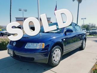 2001 Volkswagen New Passat in San Luis Obispo California