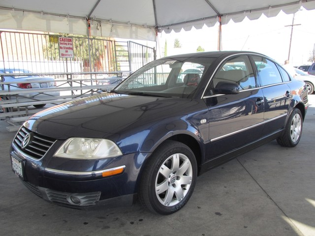 2001 Volkswagen Passat GLX Please call or e-mail to check availability All of our vehicles are a